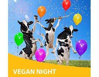 Madal Bal – Vegan Night!
