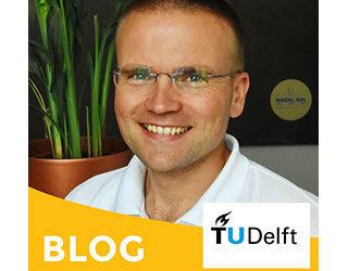 Pradeep geeft lezing bij TU Delft