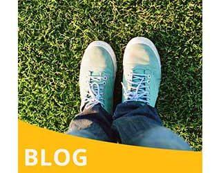 Lichaamswerk: mijn vrolijke voeten